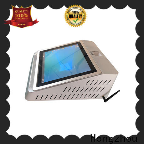 Hongzhou new patient self check in kiosk factory for patient