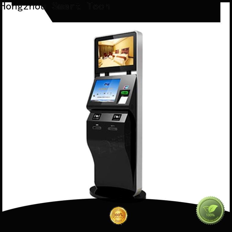 Hongzhou best ticketing kiosk company for sale