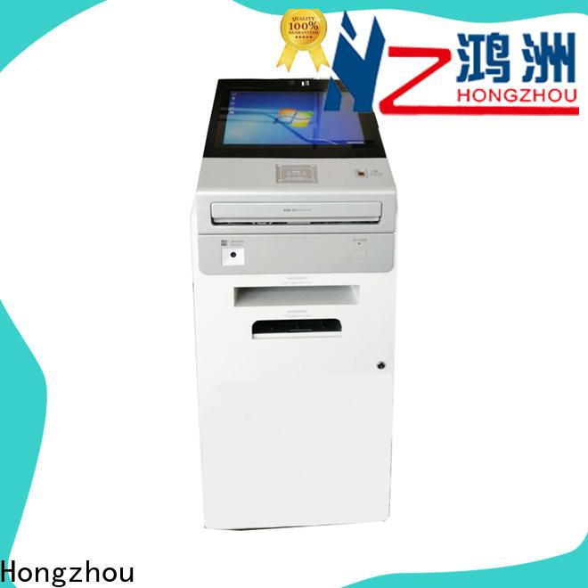 Hongzhou wholesale digital information kiosk supplier for sale
