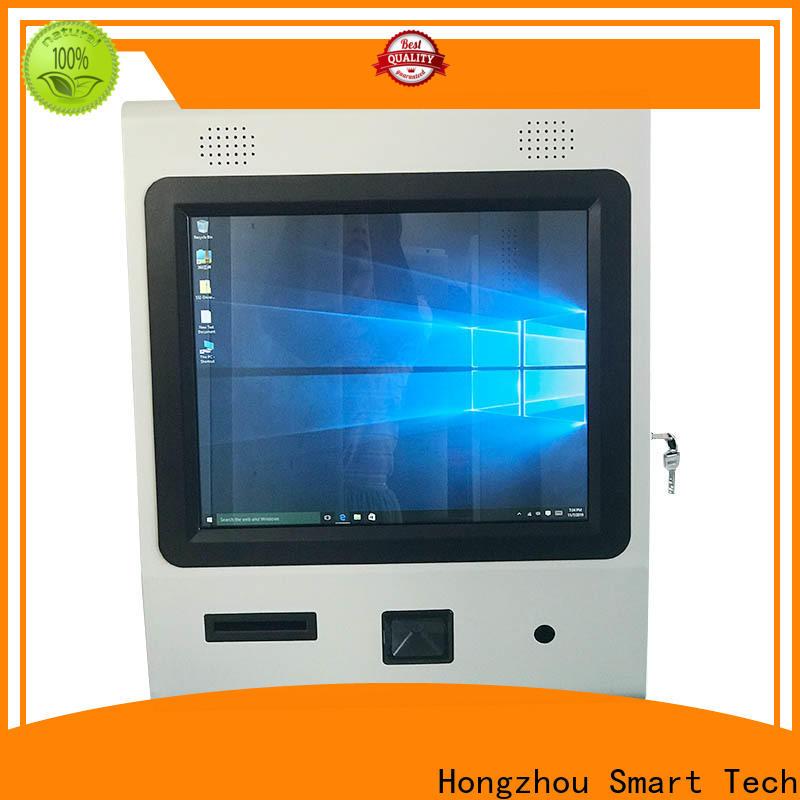 Hongzhou information kiosk with printer for sale