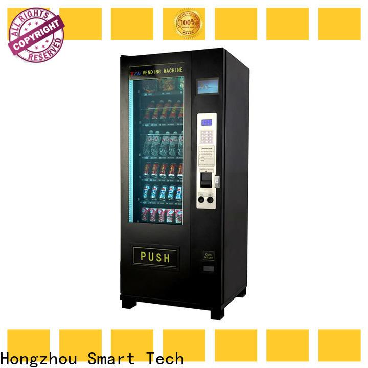 design commercial vending machine manufacturer for shopping mall