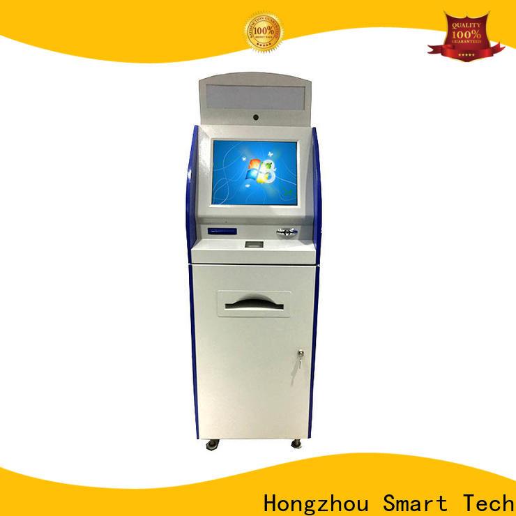Hongzhou information kiosk machine manufacturer for sale