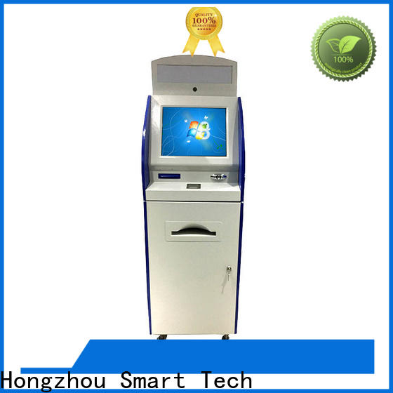 Hongzhou indoor interactive information kiosk appearance for sale