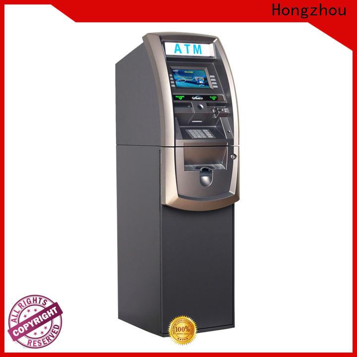 Hongzhou exchange kiosk supply for transfer accounts