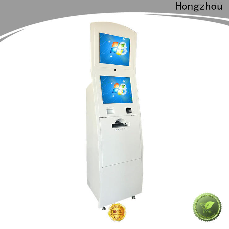Hongzhou digital information kiosk for busniess in bar