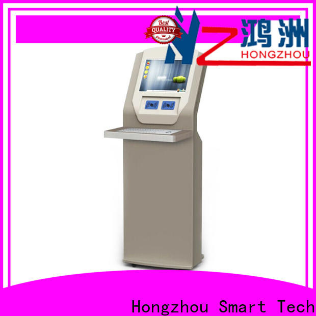 wholesale library kiosk with id card reader in book store