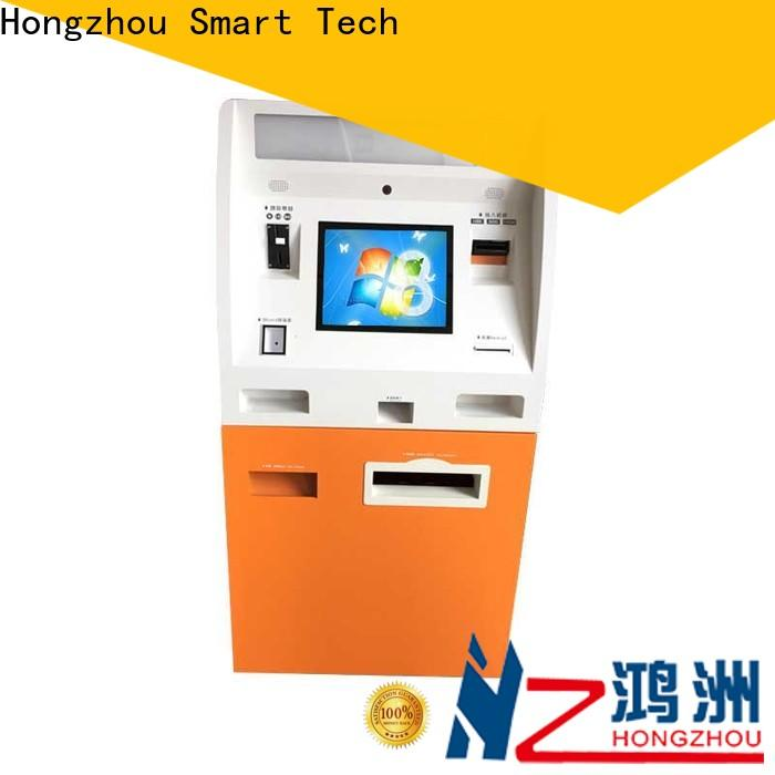 Hongzhou automated payment kiosk machine in hotel