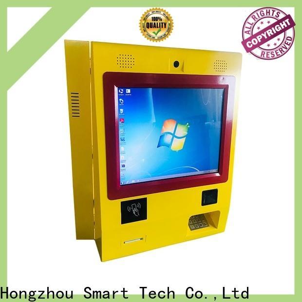 Hongzhou payment kiosk acceptor in hotel