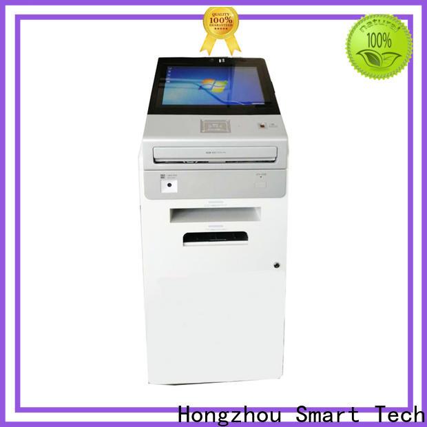 multimedia information kiosk factory in airport