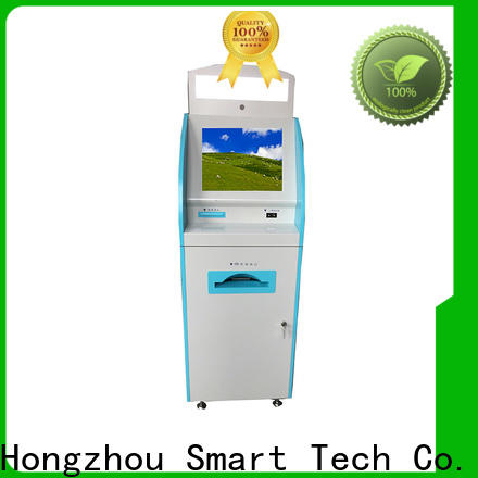 Hongzhou patient check in kiosk with coin for sale