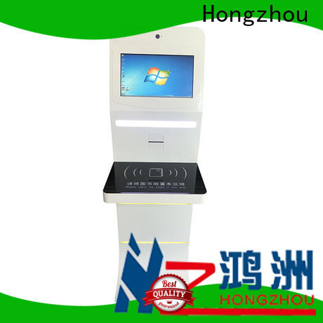 high quality library information kiosk company for sale