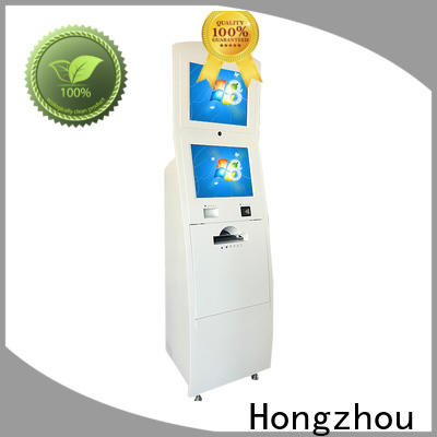 Hongzhou information kiosk for busniess in airport
