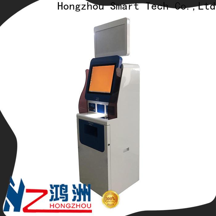 Hongzhou hospital check in kiosk board in hospital