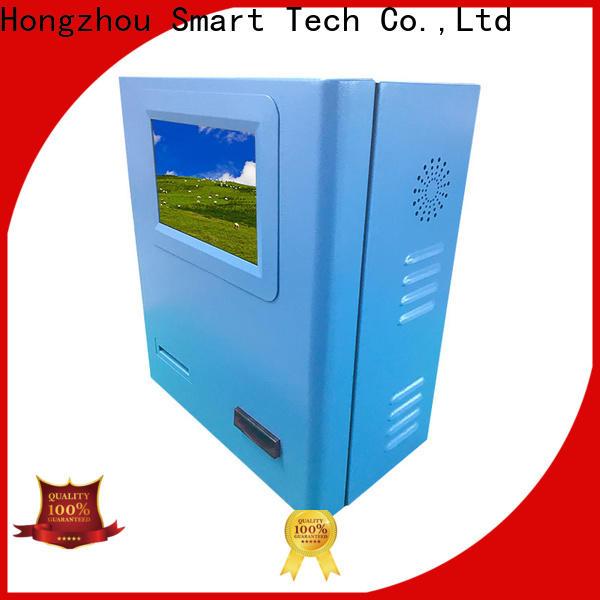 Hongzhou pay kiosk coated in hotel