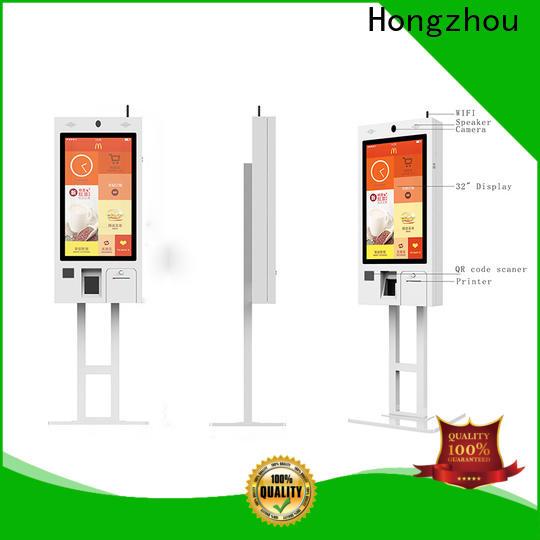 Hongzhou wholesale self ordering kiosk factory for restaurant