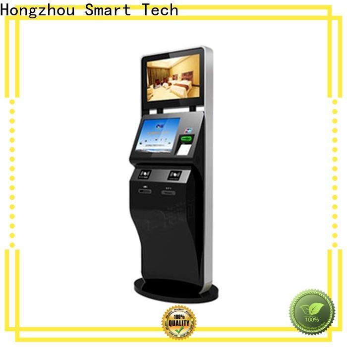 Hongzhou touch screen ticket kiosk machine with wifi in cinema