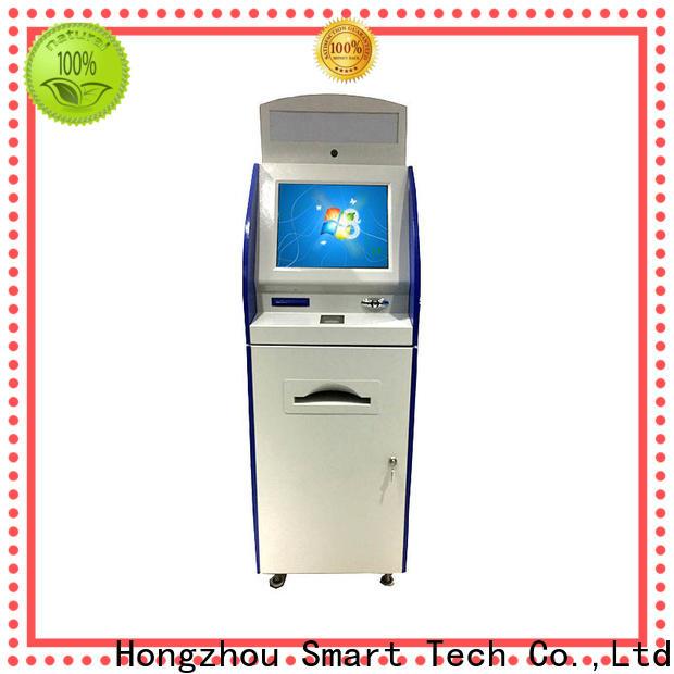 indoor information kiosk machine factory in bar