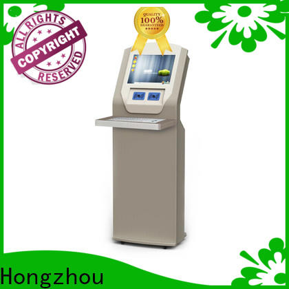 Hongzhou library kiosk manufacturer in library