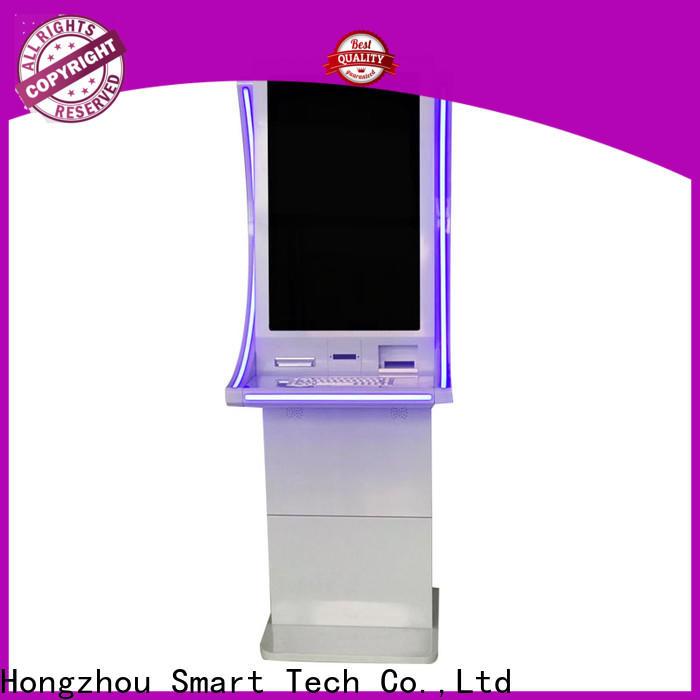 Hongzhou kiosk payment terminal supplier for sale