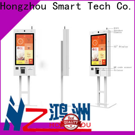 best self ordering kiosk supply for fast food store