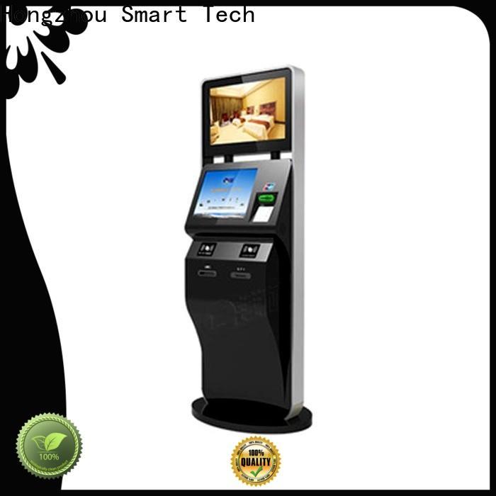 Hongzhou self service ticketing kiosk with camera for sale
