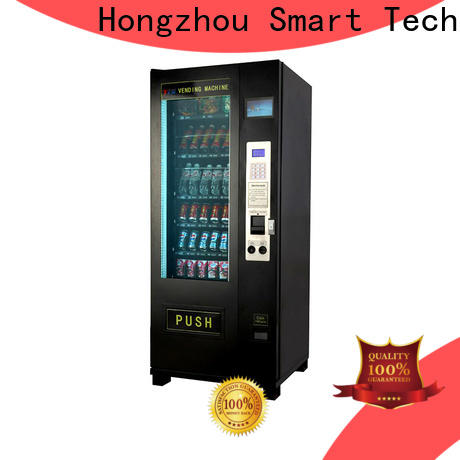 Hongzhou top beverage vending machine multiple payment for shopping mall