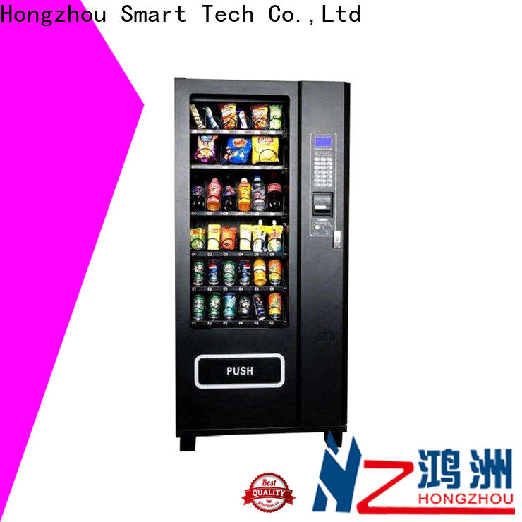 top vending kiosk factory for shopping mall