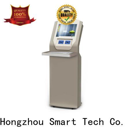 Hongzhou custom library kiosk system supplier for books