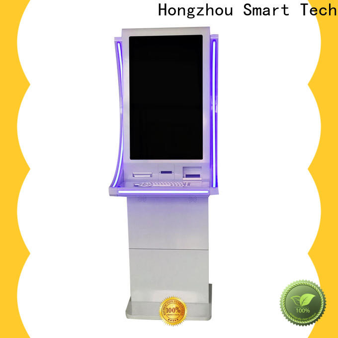 latest automated payment kiosk supplier in hotel