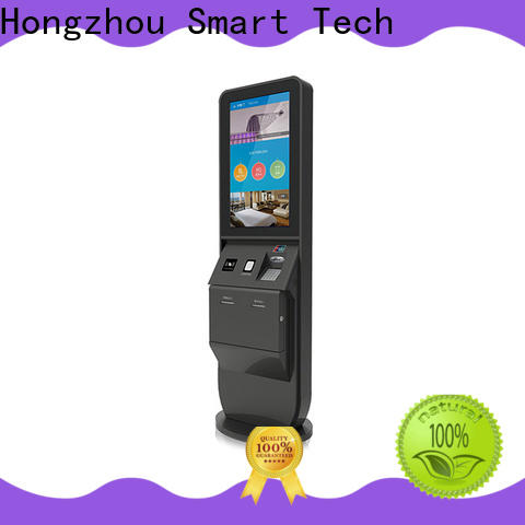 Hongzhou best hotel self check in machine for busniess for sale