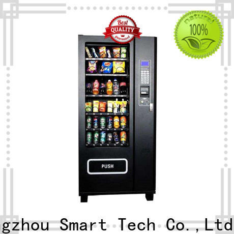 Hongzhou drinks automatic vending machine company for shopping mall