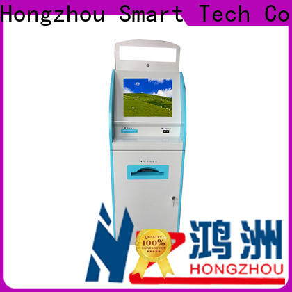 Hongzhou patient self check in kiosk supplier in hospital
