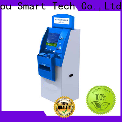 Hongzhou patient check in kiosk metal for patient