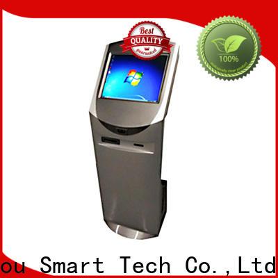 Hongzhou digital information kiosk supplier in bar