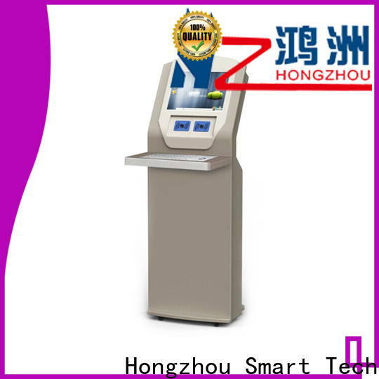 interactive library kiosk manufacturer in library