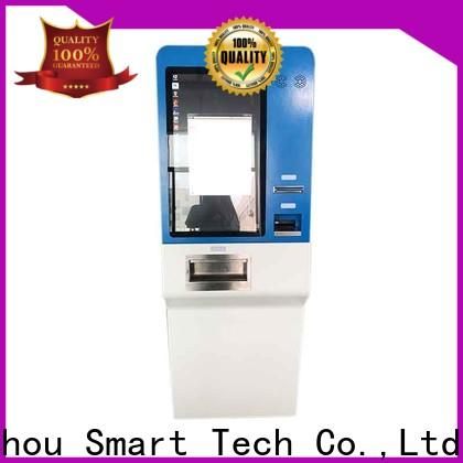 Hongzhou self payment kiosk coin in hotel