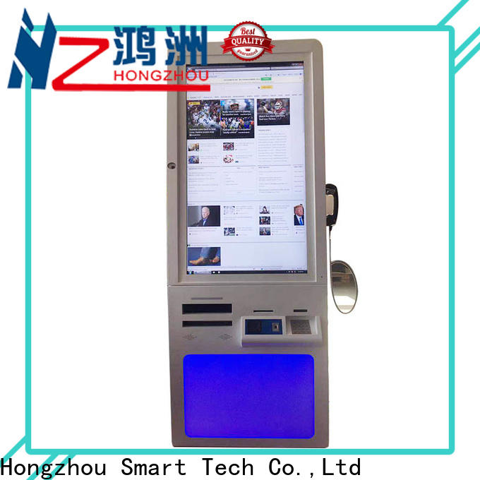 Hongzhou top patient check in kiosk company for patient
