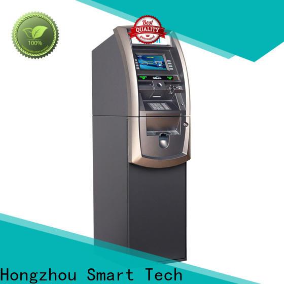 Hongzhou latest atm kiosk with logo for transfer accounts