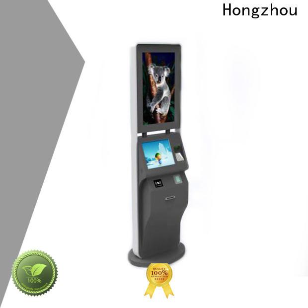 custom self service ticketing kiosk company for sale