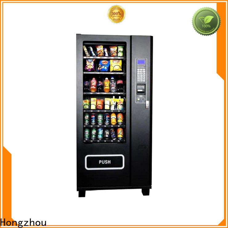 soft automatic vending machine manufacturer for shopping mall