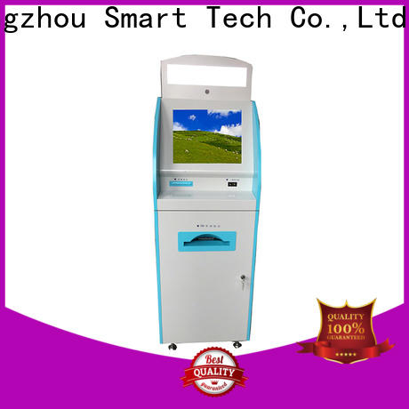 Hongzhou internet patient self check in kiosk for line up for patient