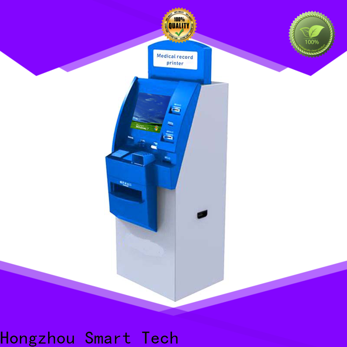 Hongzhou patient self check in kiosk key for patient