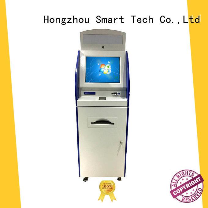 Hongzhou multimedia information kiosk machine visa for sale