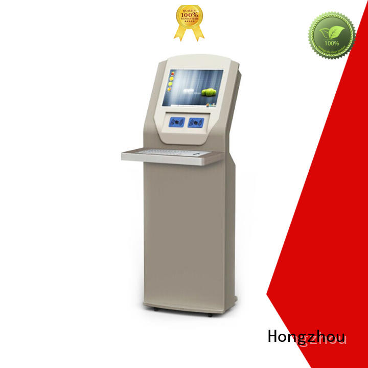top selling library self service kiosk with logo for sale