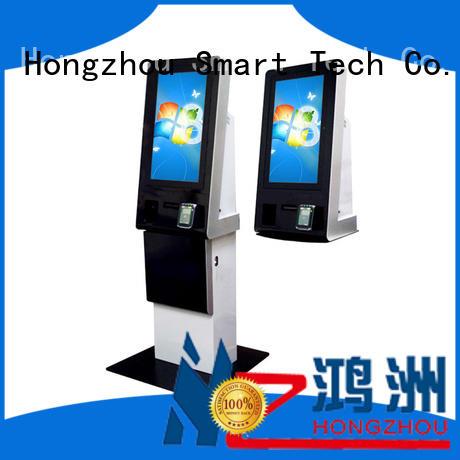 payment kiosk manufacturers in bank Hongzhou