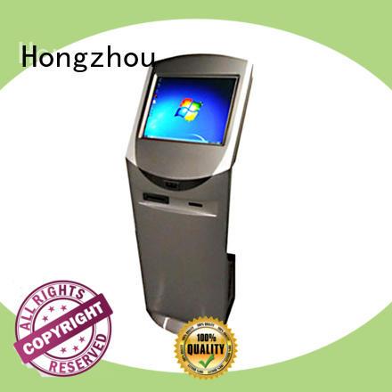 landing interactive information kiosk led in bar Hongzhou