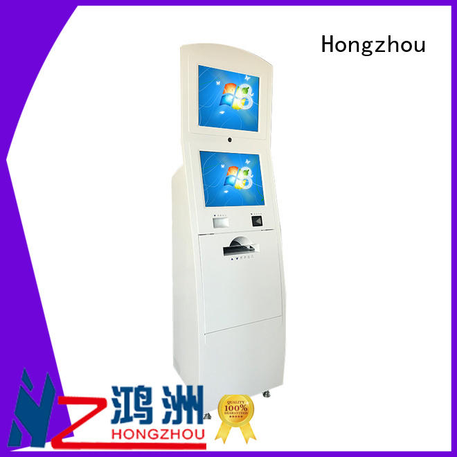 Hongzhou information kiosk for busniess for sale