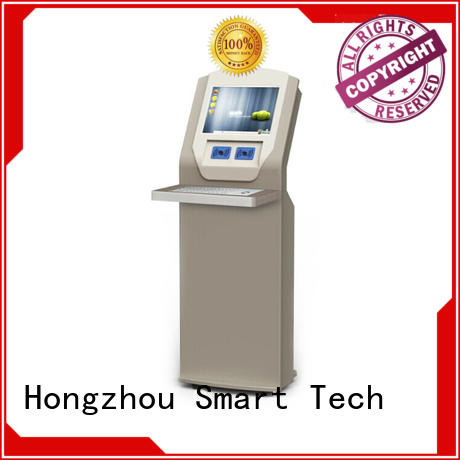 Hongzhou library self service kiosk factory in book store