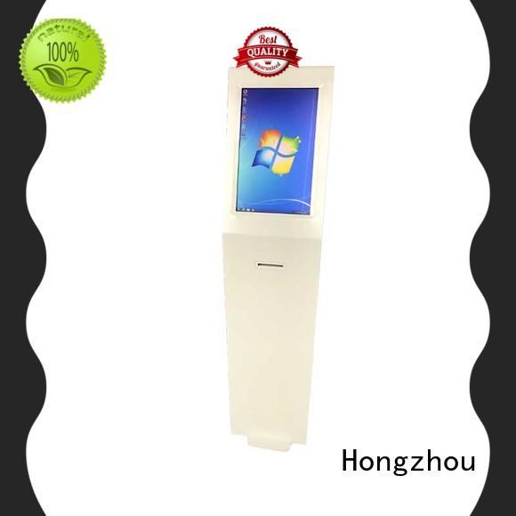 information kiosk touch screen in bar Hongzhou