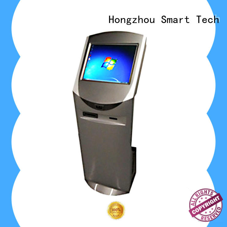 routing public information kiosk code in airport Hongzhou